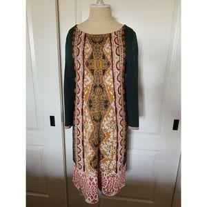 Bohemian Anthropologie Dress